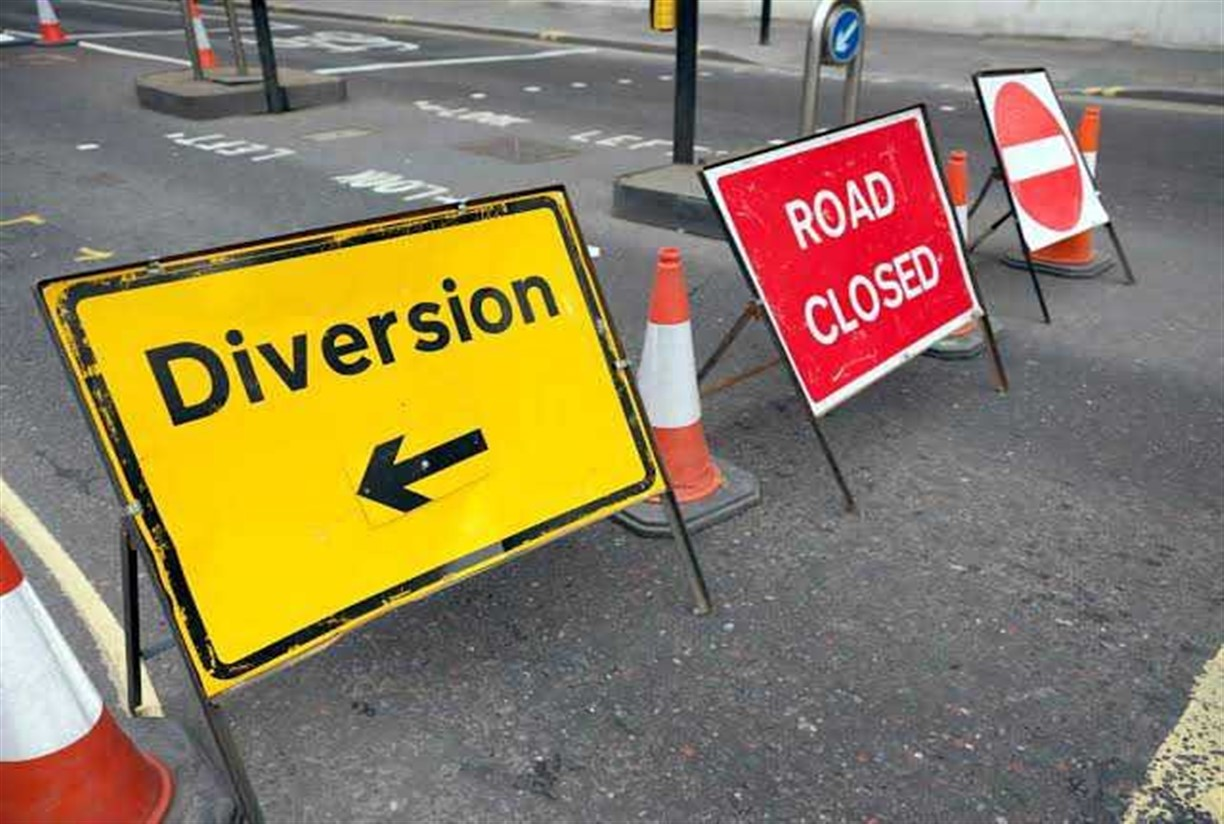 Lagos To Partially Close Opebi Road For Construction Of Collector Drain