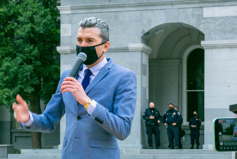 GovernorNewsom.CalifornianGovernor TDPelNews